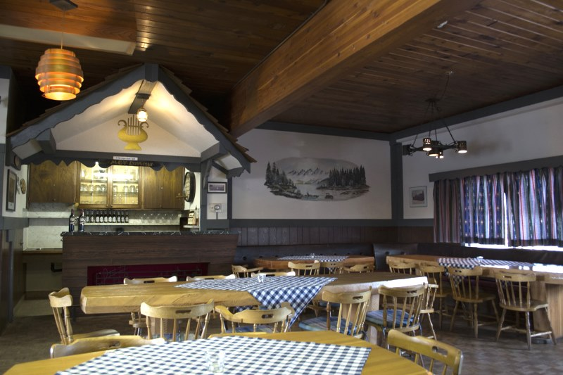 Vancouver Alpen Club · Event Location · Function Room · Weinstube · ideal for smaller events